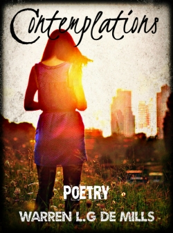 contemplations collection of poetry vol.2 warren lg de mills